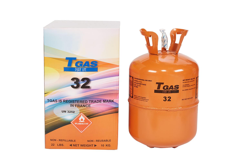 T GAS  32  10,00 Kg.