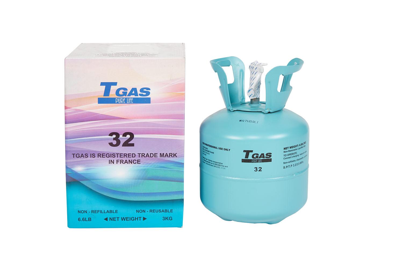 T GAS  32  3 Kg.